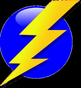 lightning bolt public domain