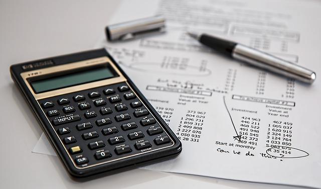 calculator accounting taxes public domain