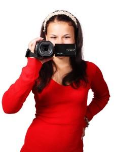 camcorder video public domain