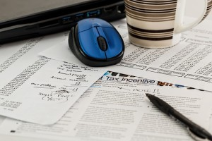 tax forms public domain