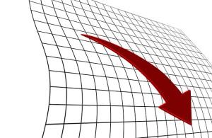 downward graph public domain