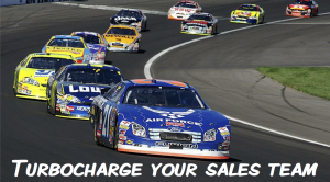 turbocharge your sales team