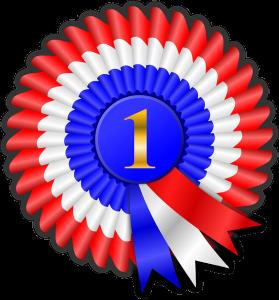 award ribbon prize public domain