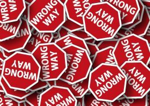 mistakes errors public domain