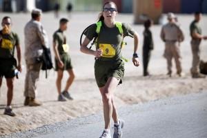 runner marathon public domain