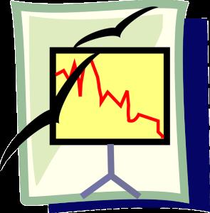 line graph public domain