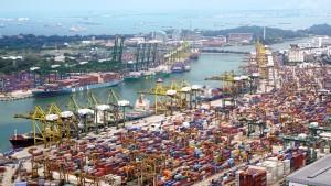 port shipping public domain