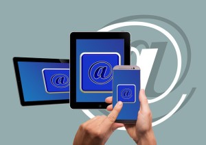 smartphone tablet email public domain