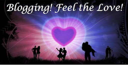 Blogging feel the love