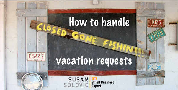Vacation requests