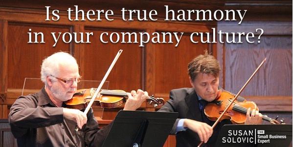 company culture harmony