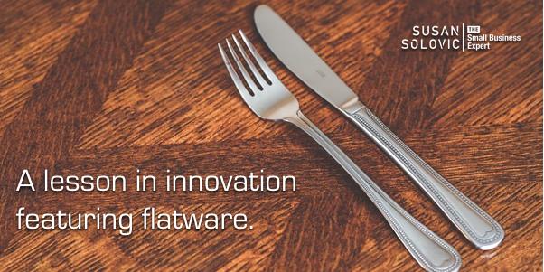 flatware innovation