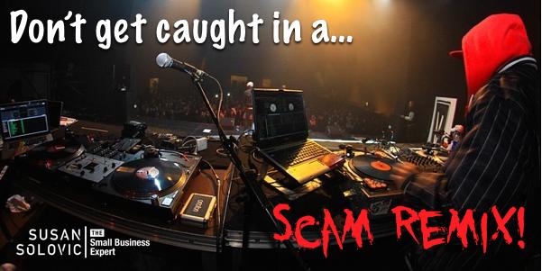 scam remix
