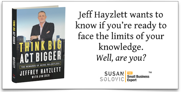 Jeff Hayzlett book