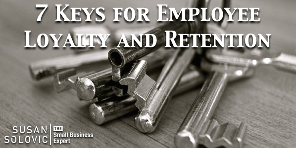 employee loyalty and retention