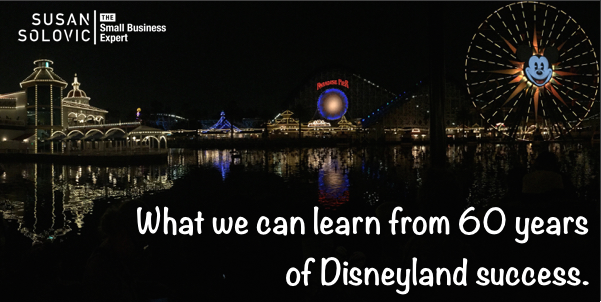 Learning from Disneyland success