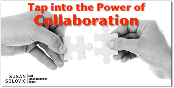 tap into the power of collaboration in your small business