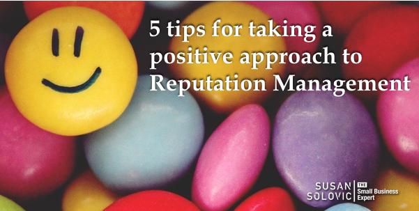 5 tips for reputation management
