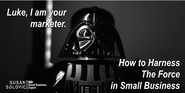 marketing lessons from star wars for your small business