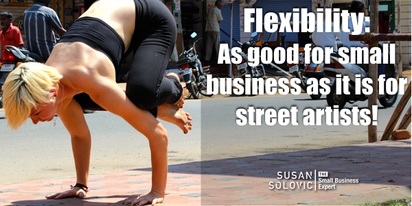 small business flexible hours scheules