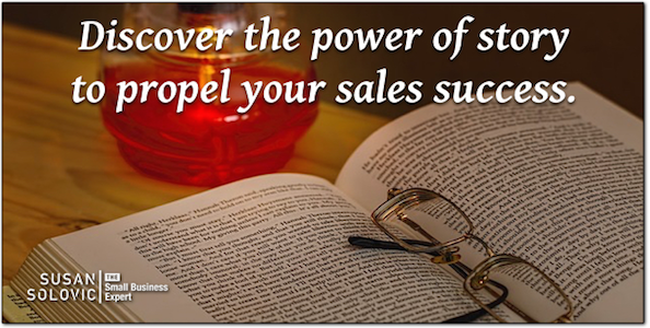 the power of story for sales success