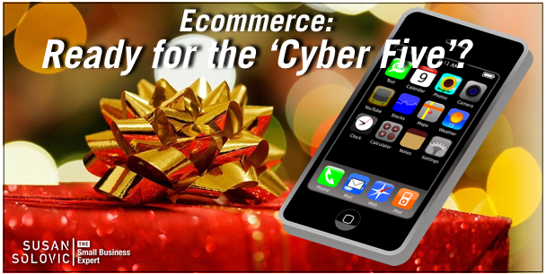 get ready for the cyber five cyber monday