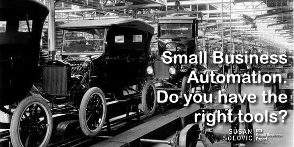Get the right tools for small business automation