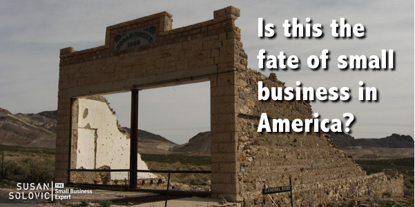 saving small business in america