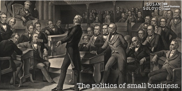 the politics of small business