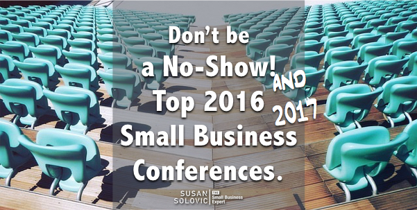 best small business conferences