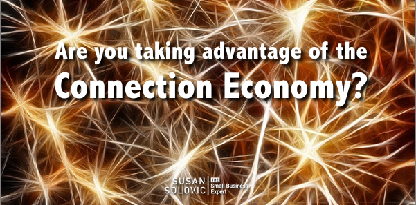 how to take advantage of the connection economy