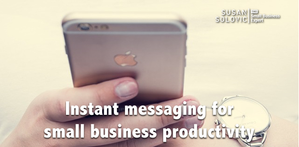 instant messaging distraction productivity