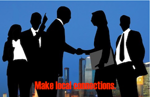make local connections