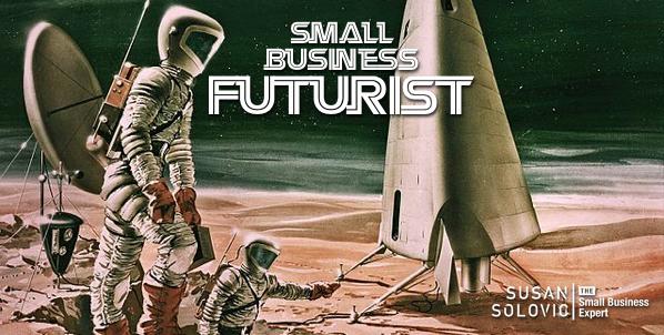 small business futurist science fiction
