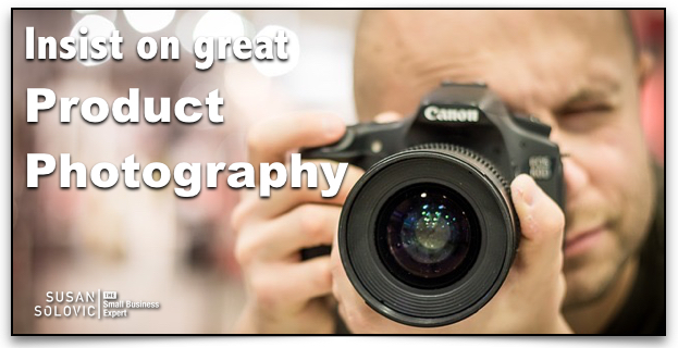 It takes the best product photography for success today