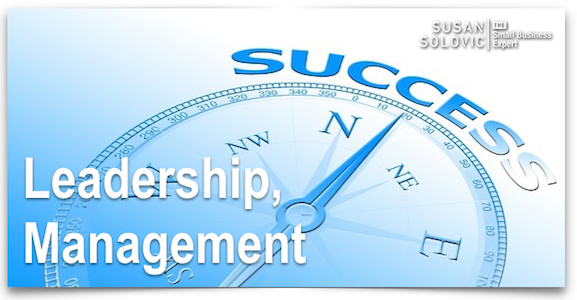 Small business leadership and management