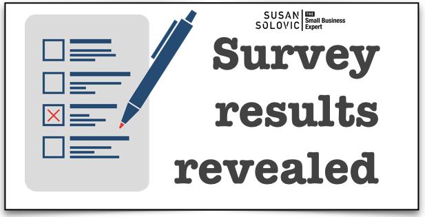 survey results revealed