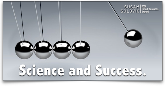 the science of small business success