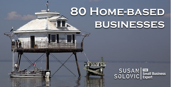 80 home based businesses